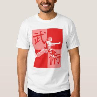 Tiffany Reyes US Wushu Champion Shirts