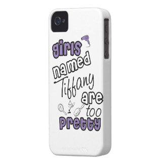 Tiffany Too Pretty iPhone 4 iPhone 4 Covers