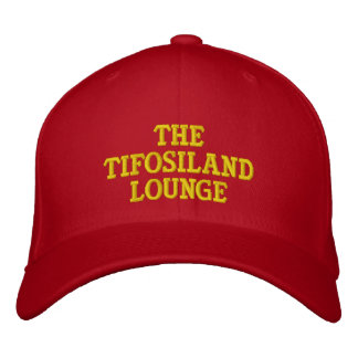 Tifosiland cap embroidered hat
