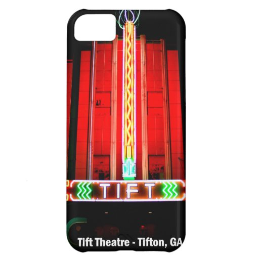 TIFT THEATRE - TIFTON, GEORGIA iPhone 5C COVER