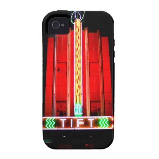 TIFT THEATRE - TIFTON, GEORGIA VIBE iPhone 4 COVERS