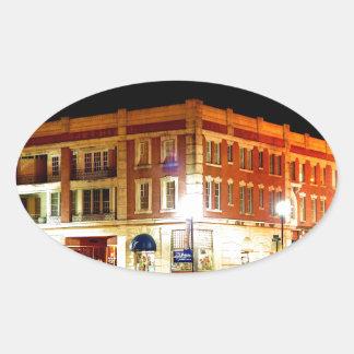 TIFTON, GEORGIA STICKER