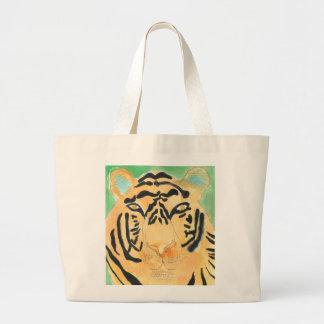 Tigar Tote Jumbo Tote Bag