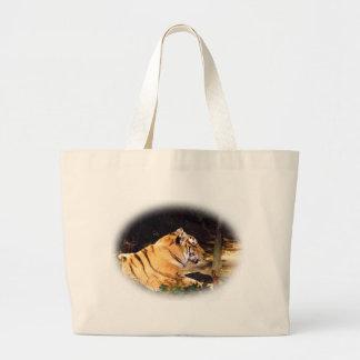 Tiger_1001 Canvas Bags