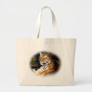 Tiger_1151 Canvas Bags