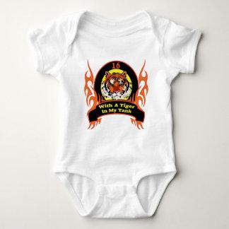 Tiger 16th Birthday Gifts Shirts