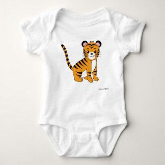 Tiger 26 baby bodysuit