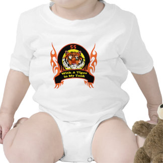 Tiger 55th Birthday Gifts Tee Shirt