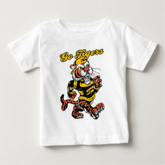 tiger 6 with hat baby T-Shirt