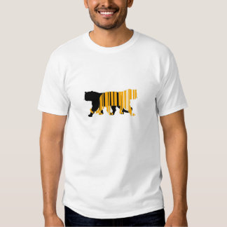 Tiger a Skew T Shirt