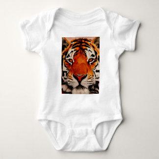 Tiger ( Amur ) Baby Bodysuit