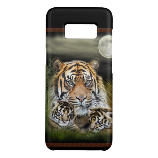 Tiger and cubs Case-Mate samsung galaxy s8 case