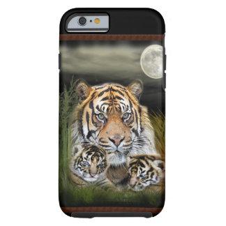 Tiger and cubs tough iPhone 6 case