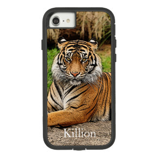 Tiger And Name Case-Mate Tough Extreme iPhone 8/7 Case