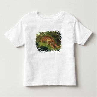 Tiger and Snake, 1858 Toddler T-Shirt