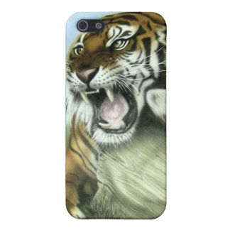 Tiger Art Case For The iPhone 5