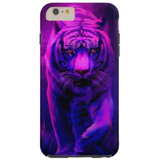 Tiger Art Tough iPhone 6 Plus Case