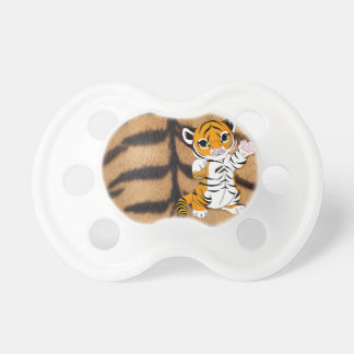 Tiger Baby Pacifiers