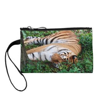 Tiger Change Purse