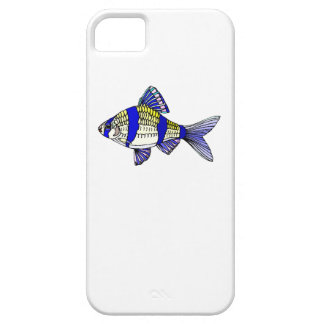Tiger Barb Fish iPhone 5/5S Case