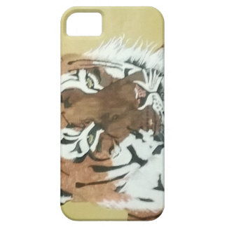 Tiger Barely There iPhone 5 Case