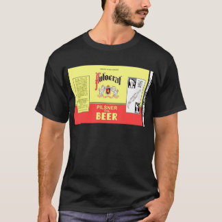 Tiger Beer Manhattan Brewing Chicago Illinois Can T-Shirt