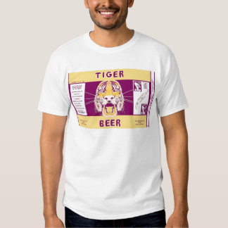 Tiger Beer Manhattan Brewing Chicago Illinois Can T Shirts