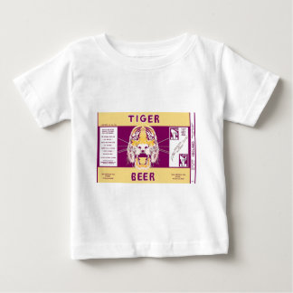 Tiger Beer Manhattan Brewing Chicago Illinois Can T-shirts
