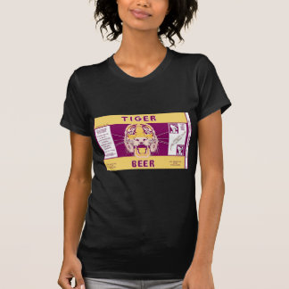 Tiger Beer Manhattan Brewing Chicago Illinois Can Tee Shirts