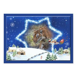 Tiger Bengali-c-132 copy 13 Cm X 18 Cm Invitation Card