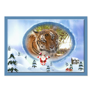 Tiger Bengali-c-136 copy 13 Cm X 18 Cm Invitation Card