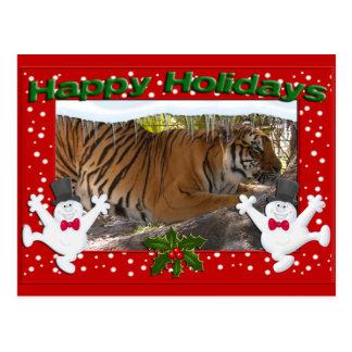 Tiger Bengali-c-139 copy Postcard