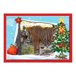 Tiger Bengali-c-2 copy 13 Cm X 18 Cm Invitation Card