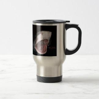 Tiger bite mug