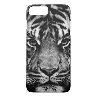 Tiger Black&White iPhone 8 Plus/7 Plus Case