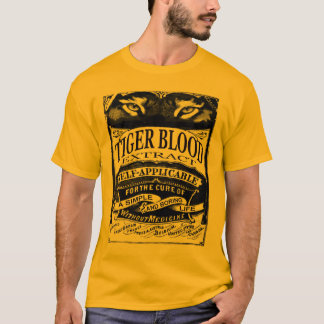 TIGER BLOOD EXTRACT T-Shirt