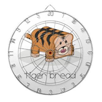 Tiger Bread Dartboard