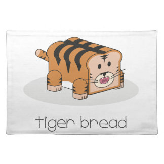 Tiger Bread Placemat