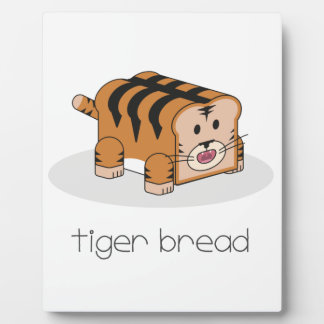 Tiger Bread Plaque