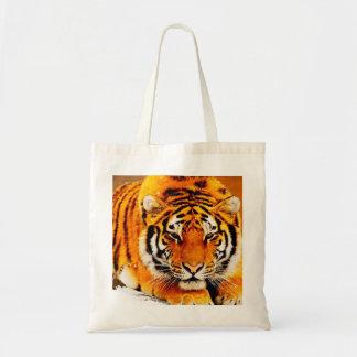 Tiger Budget Tote Budget Tote Bag