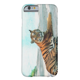 Tiger by river barely there iPhone 6 case