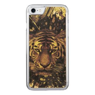 Tiger Carved iPhone 8/7 Case