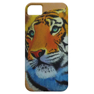 Tiger case case for the iPhone 5