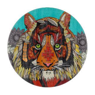 tiger chief cutting board
