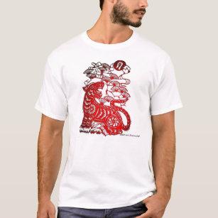 Tiger-Chinese Zodiac T-Shirt