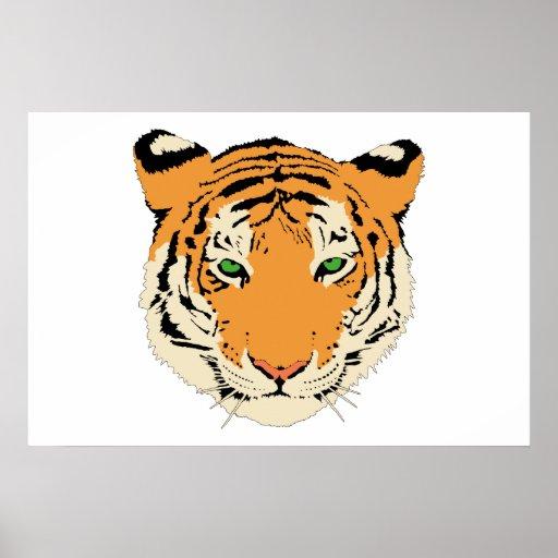 tiger print clip art - photo #28