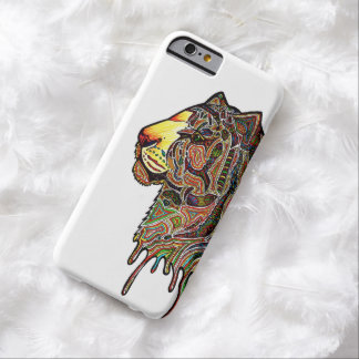 Tiger Color Barely There iPhone 6 Case