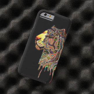Tiger Color Tough iPhone 6 Case