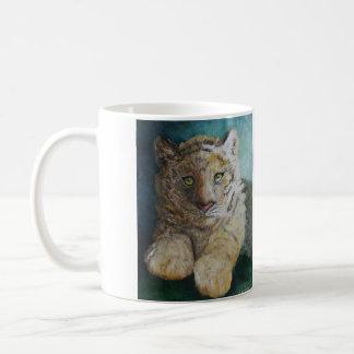 Tiger Cub Coffee Mugs