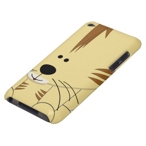 Tiger Cub iPod Touch Barely There Case iPod Touch Case-Mate Case